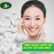 5 Lần Thu Nhỏ Chân Lông Và Trẻ Hóa Da Mặt Công Nghệ Laser YAD + Tặng Thêm 5 Lần Chạy Vitamin C Tại M...