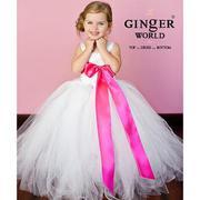 Đầm công chúa phụ dâu cho bé- PD186