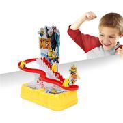 Bộ đồ chơi Minion leo cầu thang, chơi máng trượt