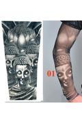 Ống Tay Áo Chống Nắng Hình Xăm Tattoo mã 01