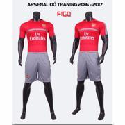 Bộ Đồ Đá Bóng Arsenal Traning 2016 - 2017 (Đỏ) - SAMSUNG CONNECT