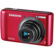 Máy ảnh Samsung PL55 12 Mega Pixel màu đỏ