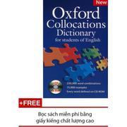 Oxford Collocations Dictionary (kèm CD-ROM)