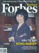 Việt Nam Forbes - danh sách đầu tư công nghệ xuất sắc nhất