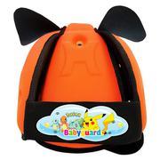 Mũ bảo vệ đầu cho bé BabyGuard (Cam) logo Pokemon 02 240