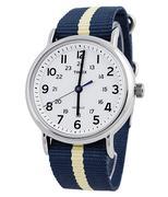 Đồng hồ nam dây vải TIMEX T2P142 - Xanh