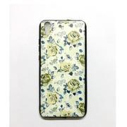 Ốp Lưng hình hoa đính đá cho Huawei Y6 II / Honor 5A