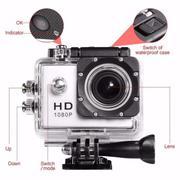 Camera hành trình chống nước U9 -FULL HD -1080P (Trắng)