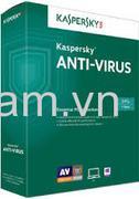 Kaspersky Anti-Virus  (dùng cho1 PC)