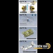 Ổ Cắm Âm Tường Furutech GTX-D /Rhodium