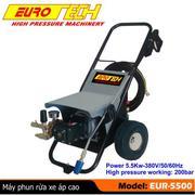 Máy phun rửa áp lực cao EUR5500
