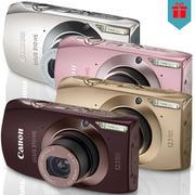 Canon IXUS 310 HS (Powershot ELPH 500 HS / IXY 31S)