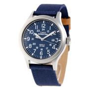 Đồng hồ nam Dây da Timex TW4B07000 (Xanh navy,Nâu)
