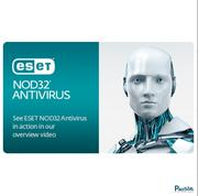 ESET NOD32 Antivirus for 1User/ Y