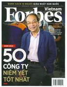 Forbes Việt Nam - Số 49 (Tháng 6/2017)