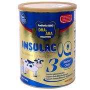 Sữa Insulac IQ số 3 cho trẻ từ 1 - 3 tuổi 900gr