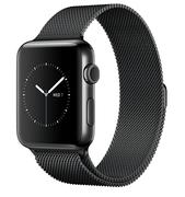 Apple Watch Series 2 42mm Space Black Stainless Steel Case