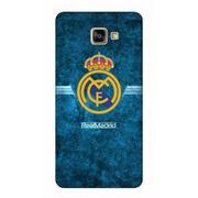 Ốp lưng nhựa dẻo nhựa cứng cho Samsung Galaxy A5 - 2016 (Hoạ tiết Logo CLB Manchester United)