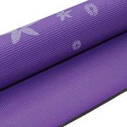Thảm tập yoga có họa tiết kèm túi đựng GG24 (Tím)