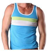 áo thun 3 lỗ nam phối màu