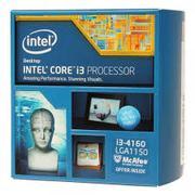 CPU Intel i3 4160 (3M Cache, 3.60 GHz) + Quạt
