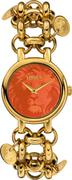 Versus by Versace Women's Agadir Analog Gold Watch 36mm