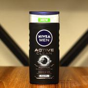 sữa tắm nam Nivea Men ACTIVE CLEAN - NIVEA MEN ACTIVE CLEAN