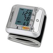 Máy đo huyết áp cổ tay Microlife 3BJ1 4D (Trắng phối xám)
