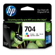 Mực in HP 704 Tri color Ink Cartridge (CN693AA)