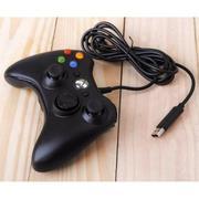 Tay Cầm Chơi Game Xbox 360 Có Dây (Chơi Được Game PC)