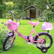 Xe đạp trẻ em Strong Kid xinh xắn - cho bé gái