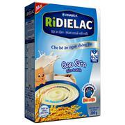 Bột ăn dặm Ridielac Gạo sữa 200g
