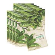 Combo 10 mặt nạ Nature Republic Real Nature Green Tea Mask Sheet 23ml