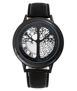 Đồng hồ led nam Skmei Tree full đen GE100 - Đen