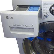 Máy giặt LG WD-20600 8Kg (Trắng)