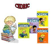 """Bộ Truyên """"CEDRIC"""" (4 Cuốn)"""