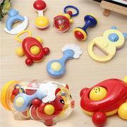 Bộ đồ chơi lục lạc 7 món hình con heo cho bé