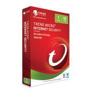 Phần mềm diệt virus Trend Micro Internet Security 11 - 2017 - 1 PC - 1 Năm