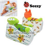 Gối chặn an toàn hình thú Sozzy cho bé