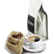 Cà phê sạch nguyên chất 100% GEMMA COFFEE BLEND 70% Robusta,30% Arabica 500g