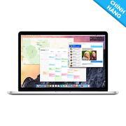 Máy tính xách tay Apple Macbook Pro Retina MJLT2LL/A 2015 15.4 inches Bạc (Hàng nhập khẩu)