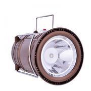 Đèn xách tay kiêm đèn pin LED sạc dự phòng, năng lượng mặt trời G-5800T