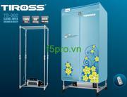 Máy sấy quần áo đa năng Tiross TS-882