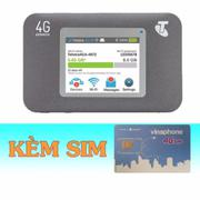 Thiết Bị Phát Wifi 3G/4G Netgear Aircard 782S+Sim 4G Vinaphone Khuyến Mãi 300GB/tháng
