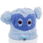 Mũ len cho bé hình trái tim