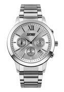 Đồng hồ SK067 màu trắng Skmei