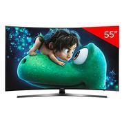 Smart Tivi Cong 4K Samsung 55
