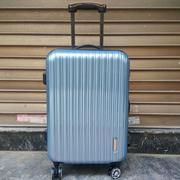 Vali kéo có khóa số du lịch Lock&Lock Samsung Travel Zone LTZ994B 20 inch - Màu xanh