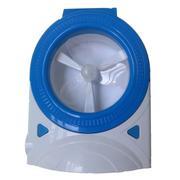 Quạt tích điện đa năng tiện dụng 3in1 sạc nguồn trực tiếp (Xanh phối trắng) - Nino shop
