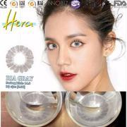 Kính áp tròng Hera RIA GRAY (xám khói, áp tròng) mẫu mắt tây